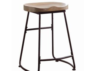 24  Counter Height Bar Stool  Single   Counter Height   23 28 in  Retail 87 49