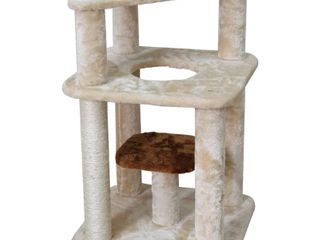 Go Pet Club 25 in  Cat Tree with Perch