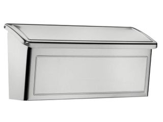 Venice Wall Mount Mailbox Stainless Steel