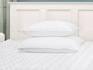 Impressions Babel Hypoallergenic Deep Pocket Quilted Mattress Pad King Size 78 x 80