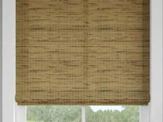 lowe s lEVOlOR Trim Go Tatami light Filtering Cordless Roman Shade  Actual  35 5 in x 64 in