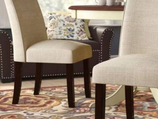 Ingaret Upholstered Dining Chair  Set of 2