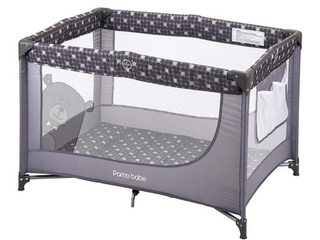 Brand  Pamo Babe 4 5 out of 5 stars 1 124Reviews Comfortable Playard Sturdy Play Yard with Mattress  Grey