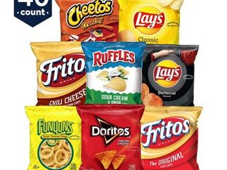 Frito lay Party Mix  1 oz Bags  40 Count