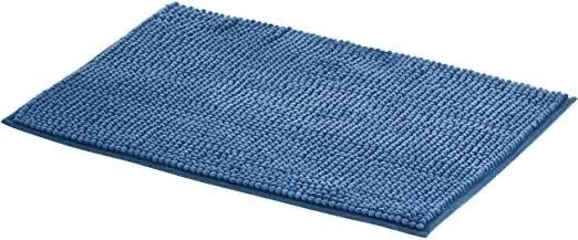 Small Blue Amazon Bath Mat