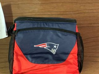 NFl New England Patriots 24 Can Soft Side Cooler