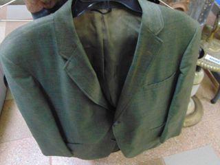 Vintage Olive Drab Suit