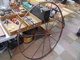 48  Steel Wheel   Skinny