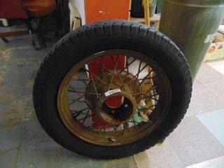 19  Model A Wheel IJ