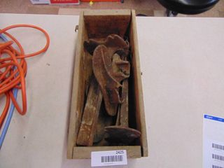 Cobbler Set   With Box