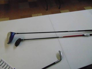 Driver and 4 Wood