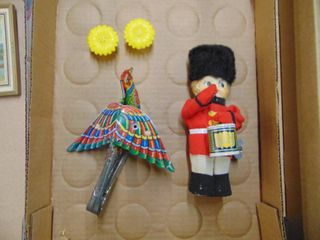 Japanese Tin Toys and more