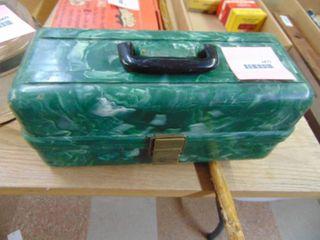 Marble Plano Tackle Box