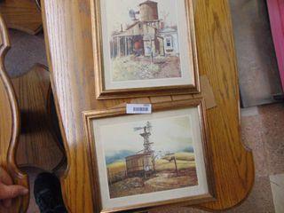 2  Frank Hamilton Prints