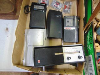 Assorted Transistor Radio s