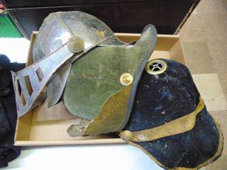 Odd Fellows Helmets