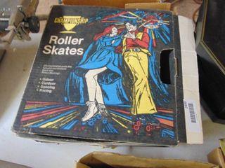 Vintage  Championship  Roller Skates
