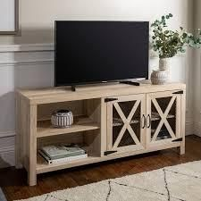 The Gray Barn Kujawa 58 inch TV Stand Console  Retail 258 99