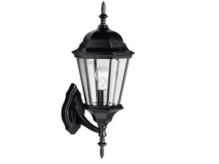 Kichler lighting 9653BK Madison Outdoor Sconce  Black