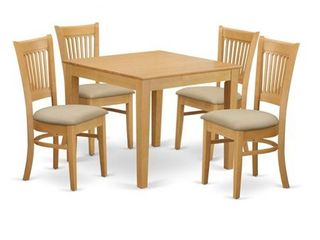 Oak Square Kitchen Table only no chairs