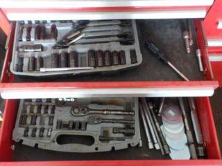 lot of tools...