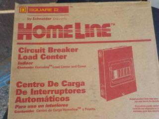 Homeline circuit breaker load cente...