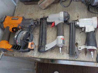 Pneumatic tools...