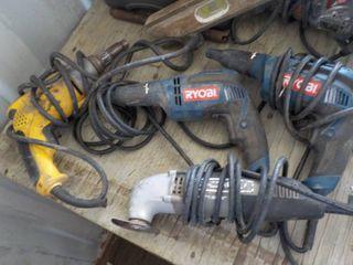 electric tools...