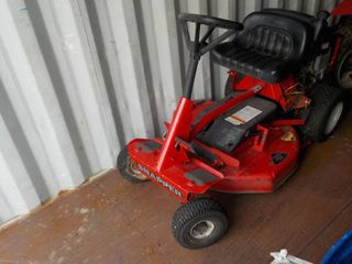 Snapper riding lawn mower 30