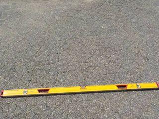 Johnson leveler - 6' long...