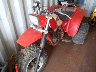 Honda 3 wheeler...