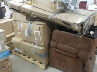 Pallet of Furniture and Tools for P...