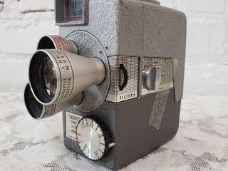 Retro Wollensak film Video Camera