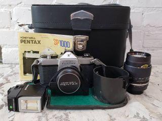Honeywell Pentax SP1000 Camera
