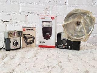 Retro Camera Additions Collection