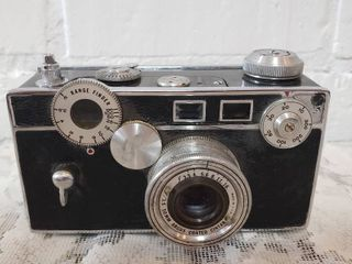 Vintage Argus Film Camera 50mm