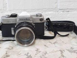 Minolta SR-& Film camera