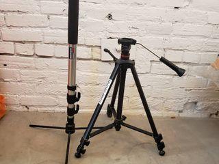 Camera Tripod Collection