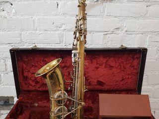 Martin Indiana Alto Saxophone