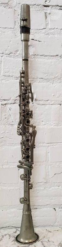 Boston Wonder Steel Clarinet