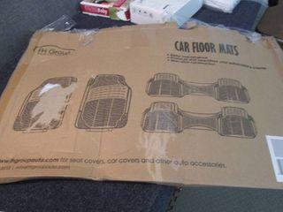 Car Floor Mat Set...