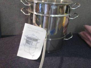 MultiPurpose Juicer/Steamer/Cooker...