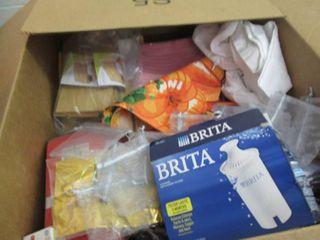 Box of Returned Assorted Items...