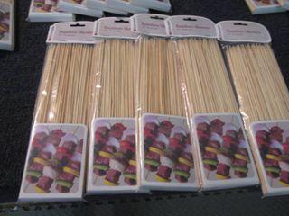 5- Kitchenmate 100 pks 10 inch Bamb...