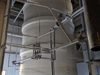 BIONOMIC SCRUBBER TANK 10ft diameter x 20ft tall