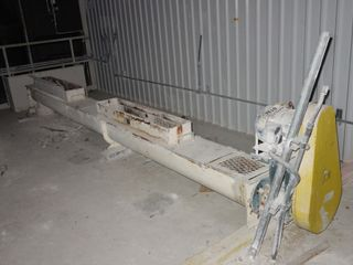 5 HP MIXER ASSEMBLY (APPROXIMATELY 18 FEET)