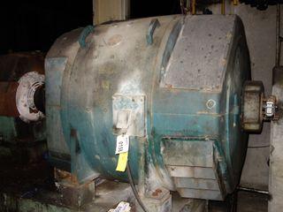 GE CD8582 900HP 500V-DC DC MOTOR 5CD28C32D900010