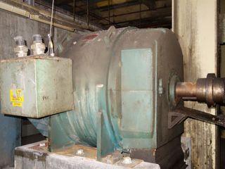 GE CD7583 400HP 500V-DC DC MOTOR