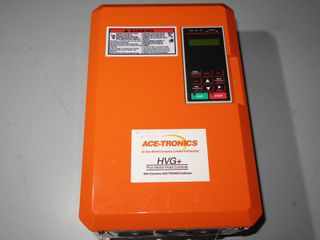 ACE-TRONICS CIMR-G5U4015 ADJUSTABLE FREQUENCY DRIVE