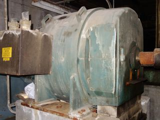 GENERAL ELECTRIC CD7583 400HP 500V-DC DC MOTOR
